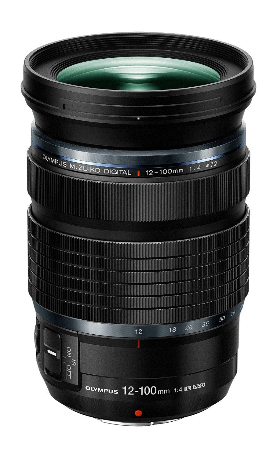 amazon product image of the front of the 12-100mm f4.0 PRO