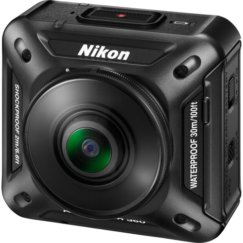 product image of the nikon keymission 360