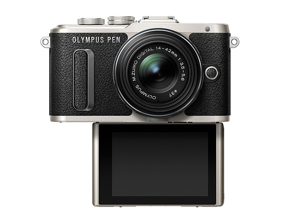 product image of the pene-pl8 compact mirrorless camera
