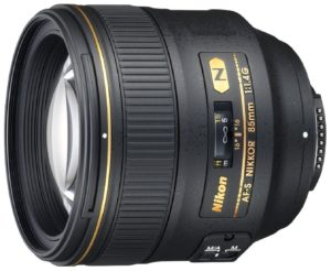 amazon product image of the 85mm f/1.4