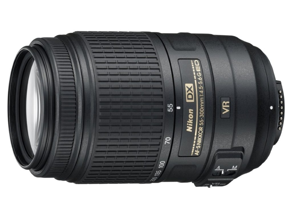 Best Nikon DX telephoto lens for landscape photography